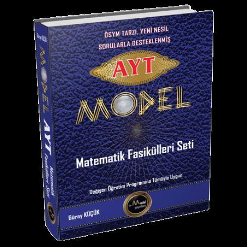 Gür Yayınları AYT Model Matematik Fasikülleri Seti